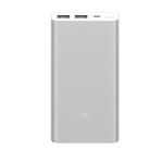 Xiaomi Mi Power Bank 2 10000 2 USB Silver